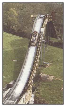 Alton Towers Almanac Log Flume Pictures From The Past
